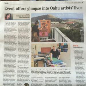 OOS in Sunday Honolulu Star-Advertiser-11/30/14